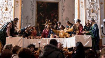 calatnissetta Ultima Cena Foto Salvatore Vancheri-1