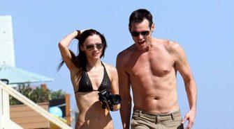 Jim Carrey e Catriona White