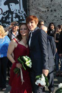 Laura e Rosalba, la prima coppia gay ad essersi sposata a Catania