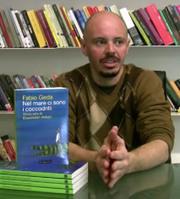 Fabio Geda presenta il suo libro.