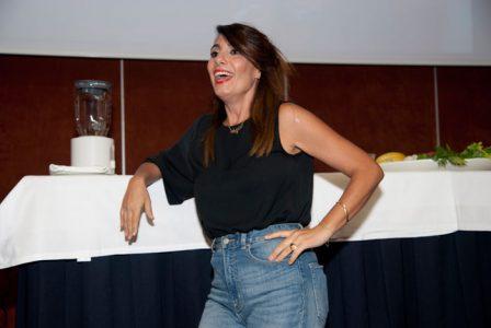 Paola Maugeri. Foto Brunella Bonaccorsi