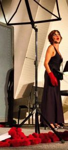 Rossana Bonafede in teatro