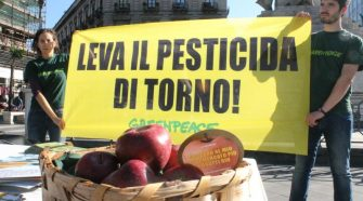 pesticidi volontari greenpeace