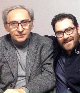 Franco Battiato e Mario Incudine