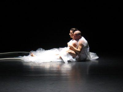 Emma Scialfa. coreografa e ballerina