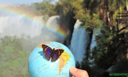 Cascate dell'Iguazu Argentina Brasile