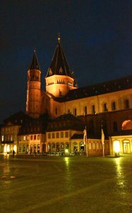Germania ovest. Duomo di Magonza. Foto Gianni Bellina