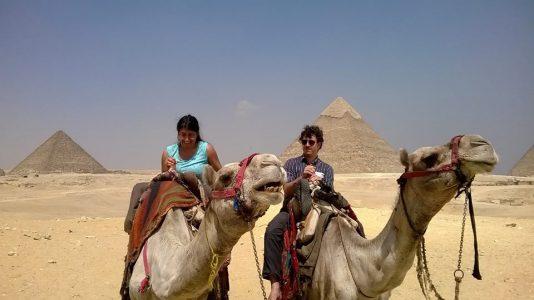 Egitto, altra meta del viaggio