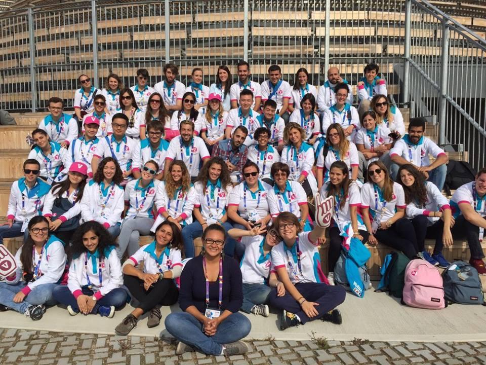 I volontari di Expo 2015