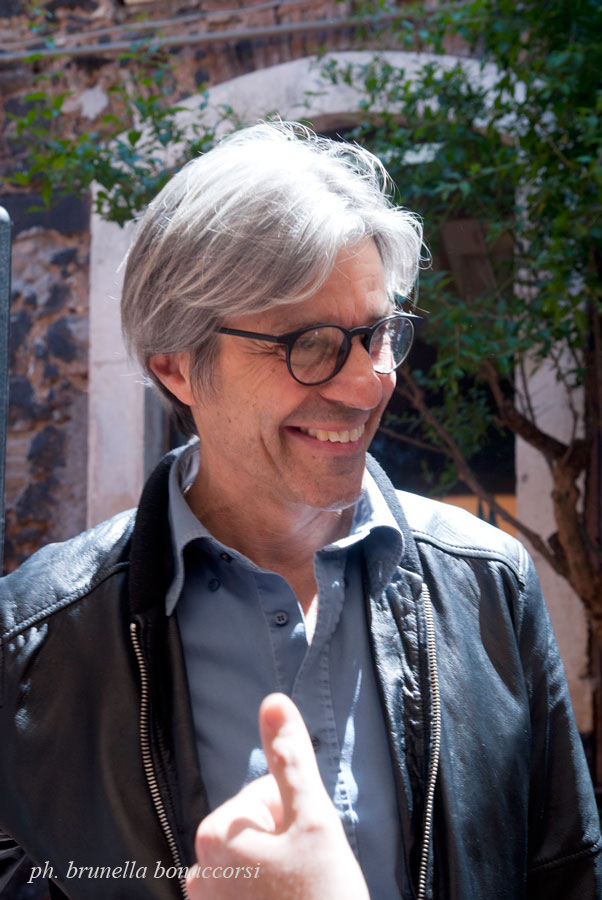 Luca Madonia. Foto Brunella Bonaccorsi