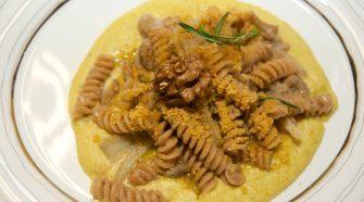 pasta integrale Ricetta del nostro chef Francesco Zappalà. Foto Brunella Bonaccorsi