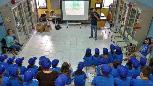 Il progetto sulla biodiversità nelle scuole catanesi