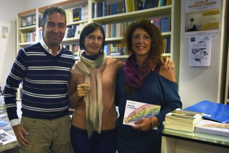 Nella foto Ciro Carbonaro, Rosalia Messina e Mariagrazia Gennaro