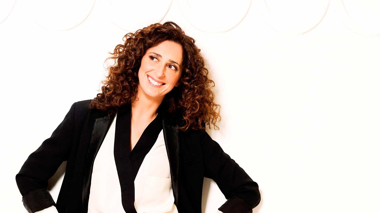 Teresa Mannino tra gli eventi speciali del cartellone del Teatro Garibaldi di Enna.