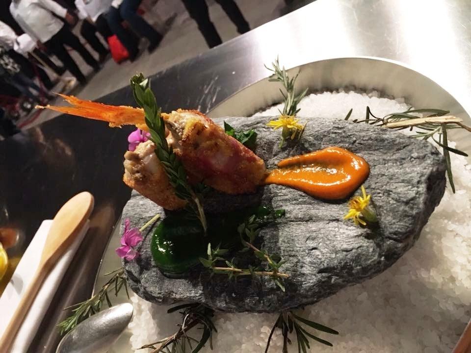 Lo chef stellato pietro d'agostino ambasciatore della cucina siciliana