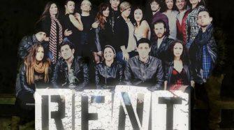 Rent, il cast