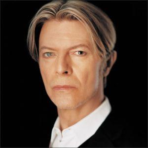 David Bowie soprannominato Il Duca bianco