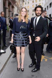 Marco Bocci e Laura Chiatti ad una serata di gala