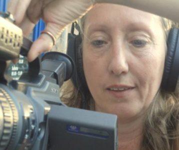 Juliane Biasi Hendel, la regista del film documentario