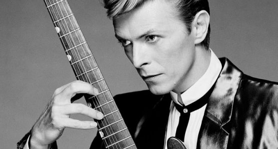 David Bowie in una foto di qualche anno fa