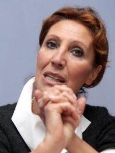 Elena Fava, figlia del giornalista Pippo Fava ucciso dalla mafia