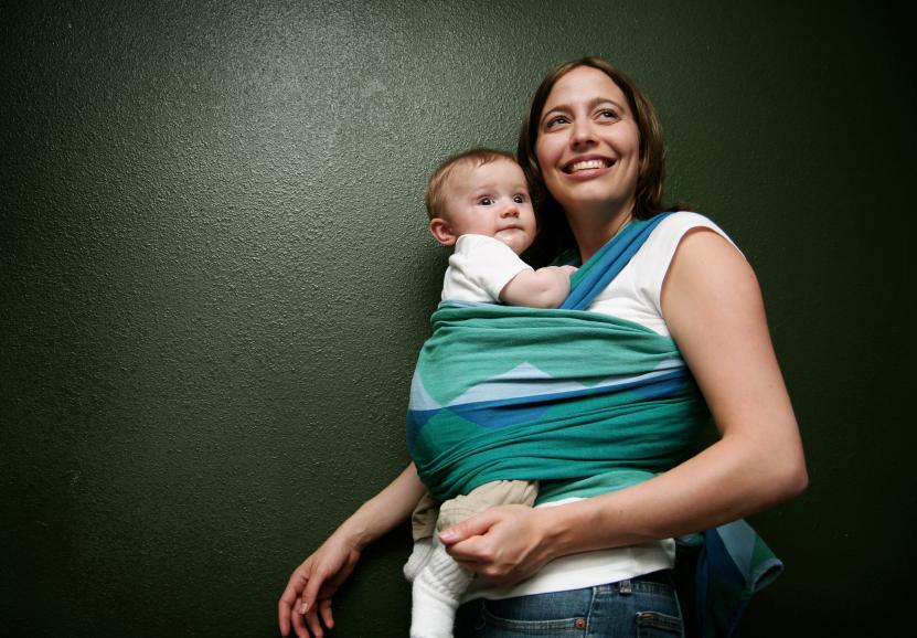 Portare addosso i bambini come e con quali supporti - Portare bambini ...