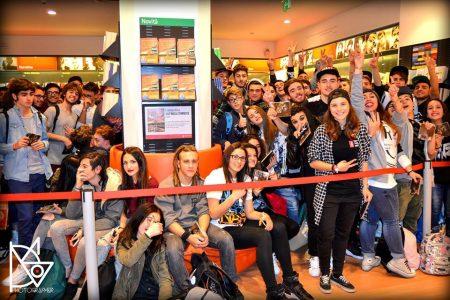 I fan di Gemitaiz