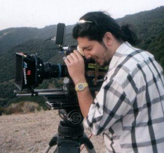 Il regista del film Sergio Ruffino
