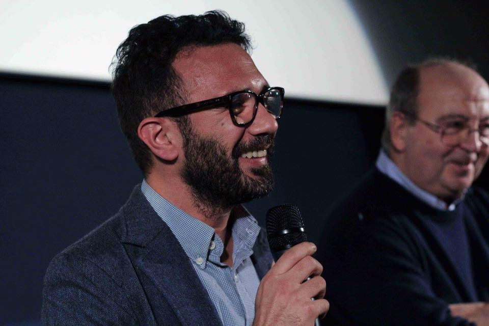Il regista Leandro Picarella