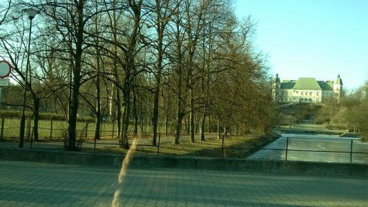 Polonia, il Palazzo sull'acqua
