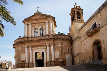 Sambuca di Sicilia, chiesa del Carmine
