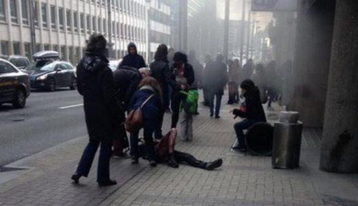 Colpita anche la metropolitana di Bruxelles