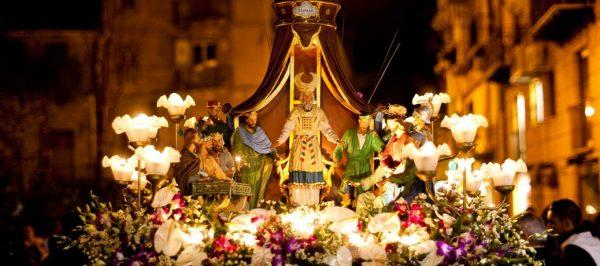 La Settimana Santa a Caltanissetta