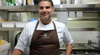 Lo chef Baglieri