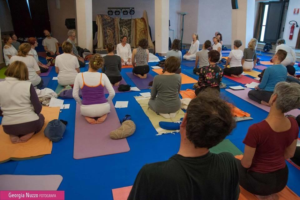 convegno yoga