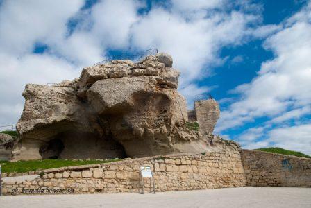 La rocca di Cerere a Enna. Foto Brunella Bonaccorsi