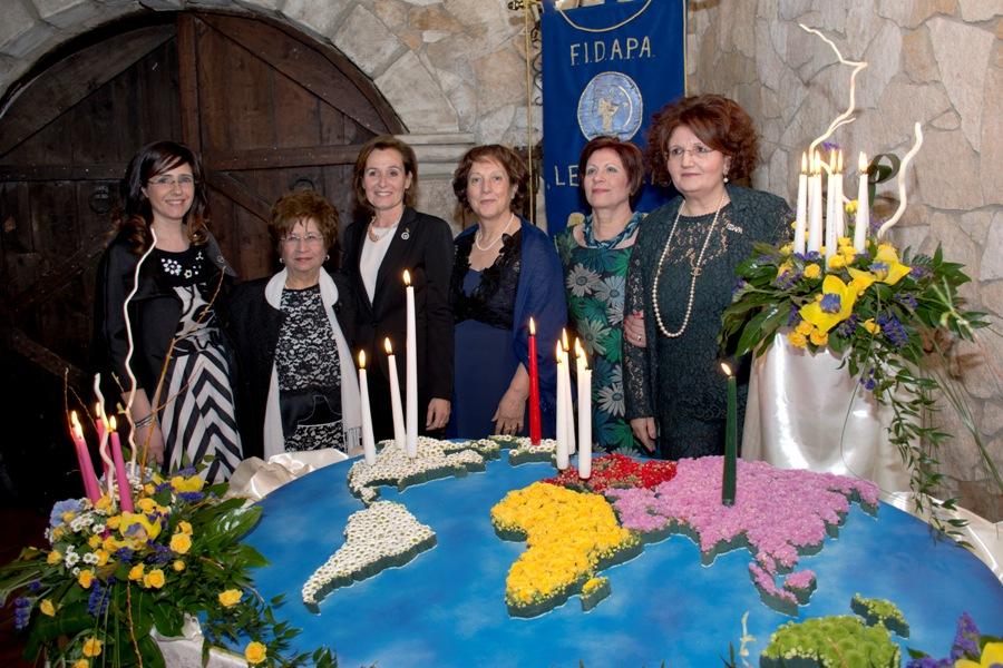 fidapa cerimonia delle candele