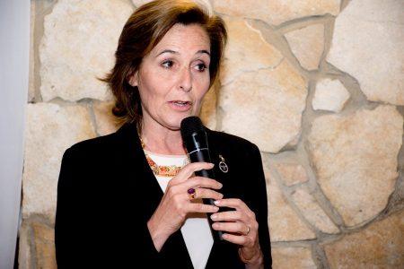 Pia Petrucci presidente nazionale Fidapa. Foto Brunella Bonaccorsi