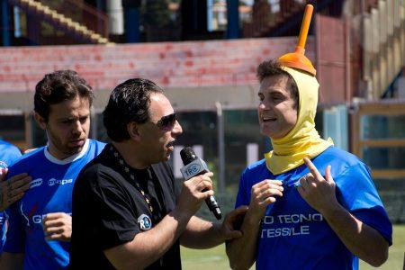 Fabrizio Fontana nel ruolo di Capitan ventosa. Foto B. Bonaccorsi