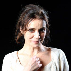 L'attrice Galatea Ranzi alla quarta edizione di Dove fiorisce la Jacaranda
