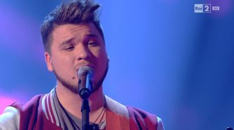 Samuel Pietrasanta finalista a The Voice of italy