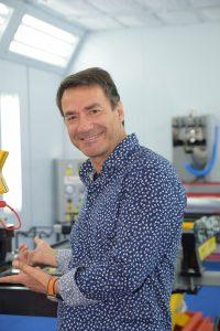 Enzo Messineo organizzatore di Auto Service Tec