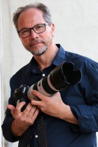 Il fotoreporter Antonio Parrinello