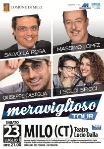 MERAVIGLIOSO TOUR MILO