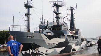 sea shephard nave