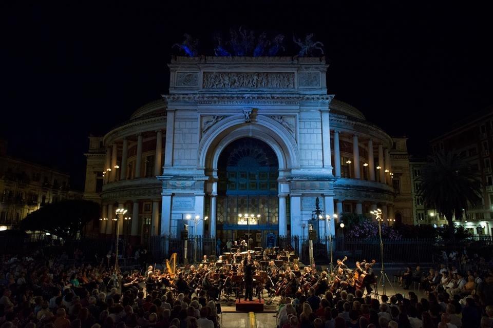 Orchestra sinfonica siciliana-inpiazza