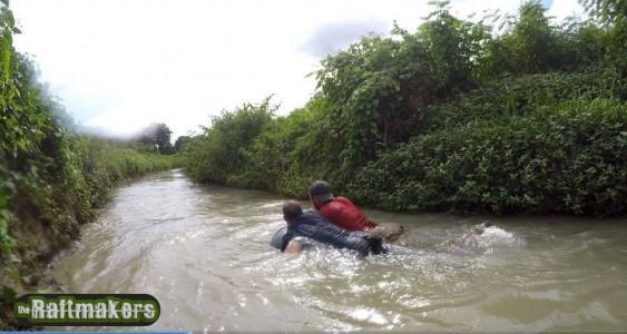 The Raftmakers, tappa cubana