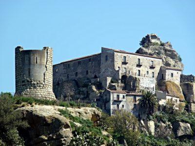 Il castello di Castiglione di Sicilia