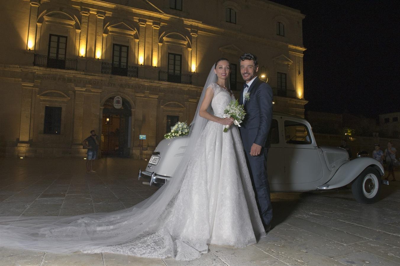 Margareth Madè e Giuseppe Zeno
