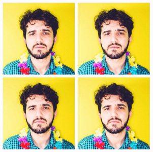 Il cantautore ragusano Lorenzo Vizzini